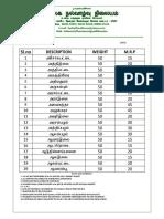 Herbal List