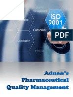 Adnan Pharmaceutical Quality Management