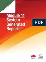 Module11-guide_SystemGeneratedReports_June2015.pdf