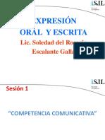 Clases de Expresión Oral y Escrita