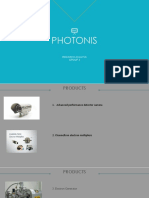 The Photonis project