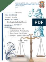 El Estado de Derecho Listo