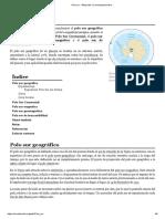 Polo Sur - Wikipedia, La Enciclopedia Libre