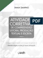 Atividades Corretivas Vol 3 - Amarelo - Simone Sampaio