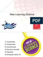 New Learning Science