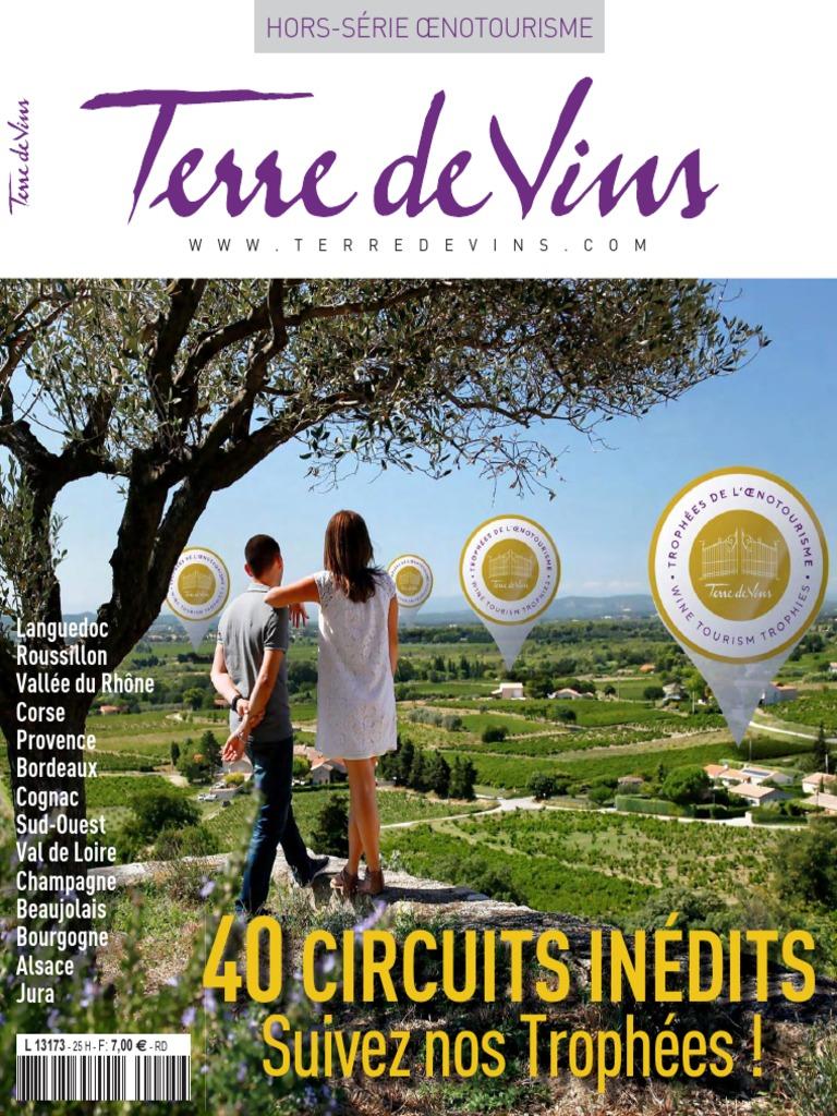 zTerre de Vins HS N°25 Avril 2019 | Château de Versailles | Vins