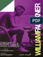 Faulkner William - Ensayos Y Discursos.pdf