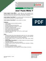 Castrol - Optimol White T