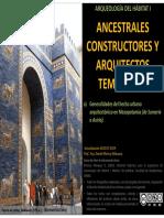 t3 a Ancentrales Constructores Mesopotamia