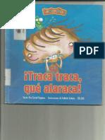 PDF Libro Traca Traca Qué Alaraca!