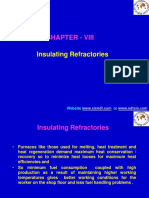 INSULATING REFRACTORY.ppt