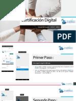 Manual Para Certificados Digitales ENSAP