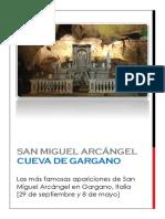 SAN MIGUEL ARCÁNGEL + Cueva de Gargano