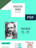 Pedagogía del Oprimido (Freire)