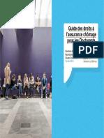 Guide Assurance Chômage Doctorants - UPO