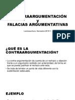 Contraargumentación y Falacias Argumentativas