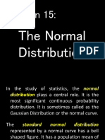 13Chap 1.4 Normal Distribution