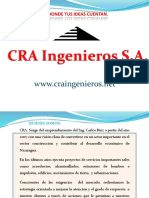 CRA Perfil Corporativo
