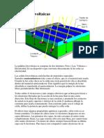 Celda Fotovoltaicas