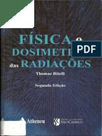 Fisica e Dosimetria Das Radiacoes 2ª Edicao