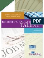 talent recruitment