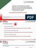 Orientaciones Para El Primer Entregable Diagnóstico de La Cultura Organizacional Set2019