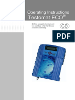 Testomat ECO GB 190308