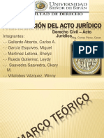 187620880 La Confirmacion Del Acto Juridico