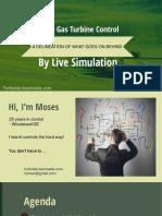 Learn Gas Turbine by Simulation