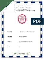 Caratula de Analisis Nacional
