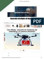 1. Caso Alibaba - Marketing Estratégico