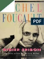Eribon (Wing) - Michel Foucault