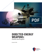 CNAS Directed Energy Weapons April-2015