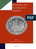 (Brill's Companions to European History) Donald J. Harreld - A Companion to the Hanseatic League-Brill Academic Pub (2015).pdf