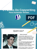 5 Passos Do Copywriting Para Aumentar Vendas eBook