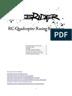 freerider manual