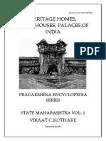 HERTIAGE HOMES, PALACES,ROYAL HOUSES MAHARASHTRA