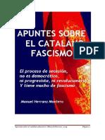 Apuntes Sobre Catalano Fascismo