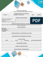 formato informe revición farmacologia