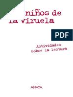 Los Niños de La Viruela Actividades Lectura