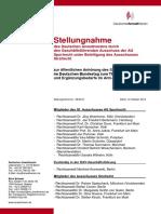 19(5)150 Deutscher Anwaltsverein SN-38_2019 Anti_Doping_Gesetz.docx