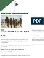 USMC MOS.pdf