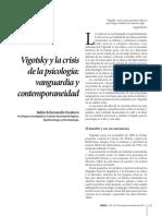 Vigotsky y La Crisis de La Psicologia - Belkis