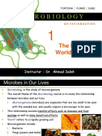 Microbiology Chapter 1