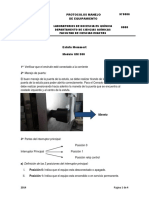 Protocolo 0006 Estufa Memmert