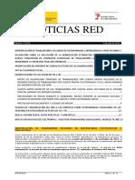 Noticias Red Julio 2019