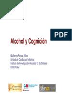 Alcohol y Cognición