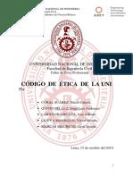 Informe 6 etica
