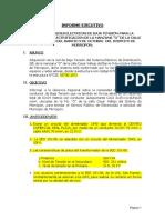 Informe Compra Venta Línea