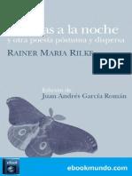 Poemas a La Noche - Rainer Maria Rilke (2)